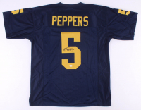 Jabrill Peppers Signed Jersey (JSA COA) at PristineAuction.com
