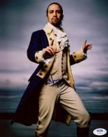 "Lin-Manuel Miranda Signed ""Hamilton"" 8x10 Photo (PSA Hologram) at PristineAuction.com"