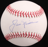 Jack Nicklaus Signed OML Baseball (JSA ALOA) at PristineAuction.com