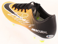 Cristiano Ronaldo Signed Nike Soccer Cleat (Beckett COA) at PristineAuction.com