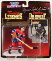 "Maurice ""Rocket"" Richard Signed Canadiens Action Figure (Beckett COA) at PristineAuction.com"