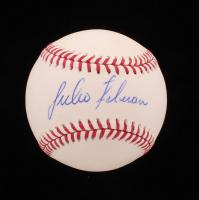 Julio Teheran Signed OML Baseball (Beckett COA) at PristineAuction.com