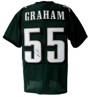 Brandon Graham Signed Jersey (JSA COA) at PristineAuction.com