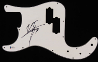 Vince Neil Signed Pickguard With Inscription (Beckett COA) at PristineAuction.com