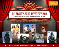Press Pass Collectibles 2020 Celebrity 8x10 Mystery Box–Series 4 (Limited to 50) at PristineAuction.com