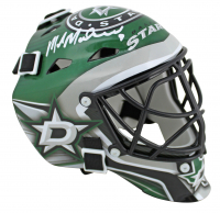 Mike Modano Signed Stars Mini Goalie Mask (Beckett COA) at PristineAuction.com