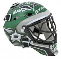 Mike Modano Signed Stars Mini Goalie Mask (Beckett COA) at PristineAuction.com