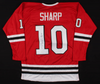 Patrick Sharp Signed Jersey (JSA COA) at PristineAuction.com