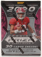 2020 Panini Prizm Draft Picks Football Box with (30) Cards at PristineAuction.com