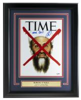 "Robert O'Neill Signed 12x15 Custom Framed Photo Display Inscribed ""Never Quit!"" (PSA COA) at PristineAuction.com"