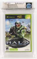 "2001 ""Halo: Combat Evolved"" Xbox Video Game (Wata Certified 7.0) at PristineAuction.com"