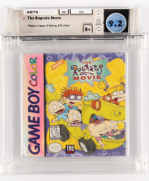"""1998 """"The Rugrats Movie"""" Game Boy Video Game (Wata Certified 9.2) at PristineAuction.com"""