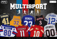 Press Pass Collectibles 2020 Multi-Sport Jersey Mystery Box–Series 3 (Limited to 50) at PristineAuction.com