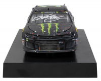 Kurt Busch Signed 2019 NASCAR #1 Monster Energy - Kentucky Win - Raced Version - 1:24 Premium Action Diecast Car (PA Hologram) at PristineAuction.com