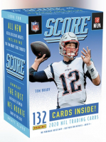 2020 Score Football Blaster Box of (11) Packs at PristineAuction.com