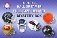 Schwartz Sports Football Hall of Famer Signed Full-Size Helmet Mystery Box Series 5 (Limited to 75) at PristineAuction.com