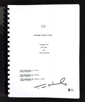 "Tom Hanks Signed ""Big"" Movie Script (Beckett COA) at PristineAuction.com"