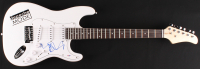 "Dave Gahan Signed ""Depeche Mode"" 39"" Electric Guitar (PSA COA) at PristineAuction.com"