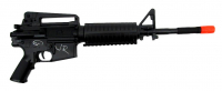 """Jon Bernthal Signed """"Punisher"""" Replica Assault Rifle Airsoft Gun with Hand-Drawn Sketch (JSA COA) at PristineAuction.com"""