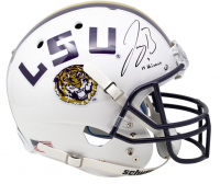 "Joe Burrow Signed LSU Tigers Full-Size Helmet Inscribed ""19 Heisman"" (Fanatics Hologram) at PristineAuction.com"