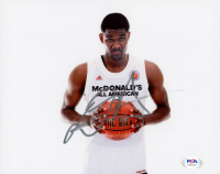 Deandre Ayton Signed McDonald's All-American 8x10 Photo (PSA COA) at PristineAuction.com
