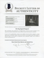 """B.B. King Signed 39"""" Electric Guitar (Beckett LOA) at PristineAuction.com"""