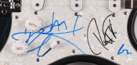 "39"" Electric Guitar Signed By (4) With Lars Ulrich, Robert Trujillo, Kirk Hammett & Jason Newsted (JSA LOA) at PristineAuction.com"