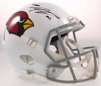 Kenyan Drake Signed Cardinals Full-Size Speed Helmet (Beckett COA) at PristineAuction.com