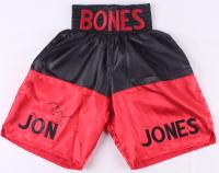"Jon ""Bones"" Jones Signed UFC Trunks (PSA COA) at PristineAuction.com"