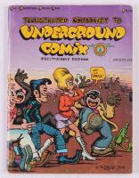 "1979 ""Illustrated Checklist to Underground Comix"" Preliminary Edition Comic Book at PristineAuction.com"