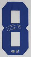Jason Witten Signed 35x43 Custom Framed Jersey (Beckett COA & Witten Hologram) at PristineAuction.com
