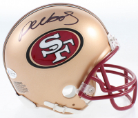 Deebo Samuel Signed 49ers Mini-Helmet (Beckett COA) at PristineAuction.com