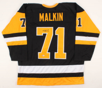 Evgeni Malkin Signed Jersey (Beckett COA) (See Description) at PristineAuction.com