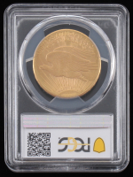 1911-D $20 Saint-Gaudens Double Eagle Gold Coin (PCGS MS64) at PristineAuction.com
