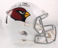 David Johnson Signed Cardinals Full-Size Speed Helmet (Beckett COA) at PristineAuction.com