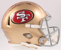 Deebo Samuel Signed 49ers Full-Size Speed Helmet (Beckett COA) at PristineAuction.com