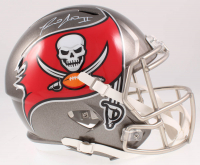 Ronald Jones Signed Buccaneers Full-Size Speed Helmet (JSA COA) at PristineAuction.com