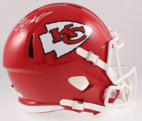 LeSean McCoy Signed Chiefs Full-Size Speed Helmet (JSA COA) at PristineAuction.com
