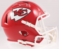 Sammy Watkins Signed Chiefs Full-Size Speed Helmet (JSA COA) at PristineAuction.com