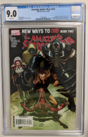 "2008 ""The Amazing Spider-Man"" Issue #569 Marvel Comic Book (CGC 9.0) at PristineAuction.com"