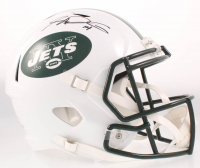 Sam Darnold Signed Jets Speed Full-Size Speed Helmet (Beckett COA) at PristineAuction.com