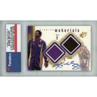 Kobe Bryant WM 2000-01 SPx Winning Materials #KBA3 (Fanatics Encapsulated) at PristineAuction.com