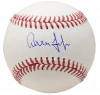 Aaron Judge Signed OML Baseball (Fanatics Hologram & MLB Hologram) at PristineAuction.com