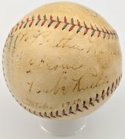 Babe Ruth Signed OAL Baseball (PSA LOA) at PristineAuction.com