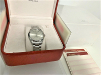 Omega Men's Seamaster Wristwatch with Box & Papers at PristineAuction.com