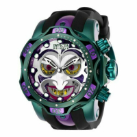 Limited Edition Invicta The Joker Men's Wristwatch with Box & Papers at PristineAuction.com