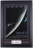 "Ron Howard Signed ""Apollo 13"" 15.5x22 Custom Framed Photo Display (PSA Authentic) at PristineAuction.com"
