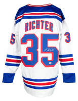 Mike Richter Signed Jersey (JSA COA) at PristineAuction.com