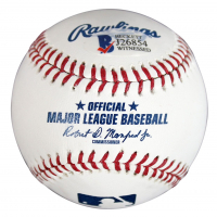 Vin Scully Signed OML Baseball (Beckett COA) at PristineAuction.com