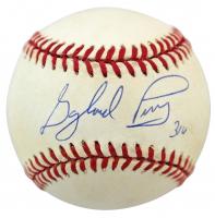 """Gaylord Perry Signed ONL Baseball Inscribed """"314"""" (Beckett COA) at PristineAuction.com"""